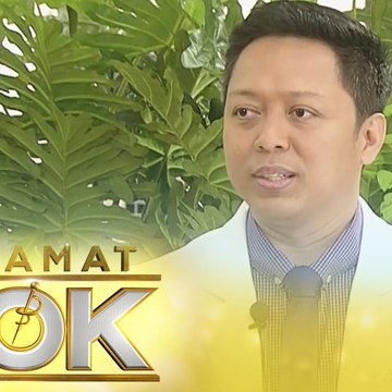 Dr. Louie Gutierrez discusses the causes and symptoms of the growth of nasal polyps | Salamat Dok