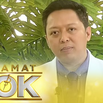 Dr. Louie Gutierrez answers questions about nasal polyps | Salamat Dok