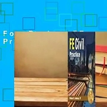 About For Books  FE Civil Practice Complete