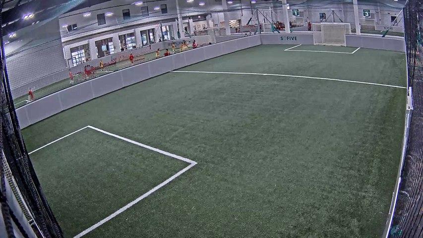 07/16/2019 19:00:01 - Sofive Soccer Centers Brooklyn - Old Trafford