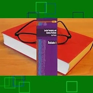 About For Books  Leveled Vocabulary and Grammar Workbook: Guided Practice  Review