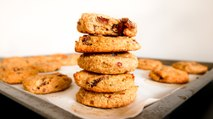 Sticky Medjool Date Cookies - Recipe RFHB