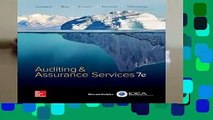 Full version  Auditing   Assurance Services (Auditing and Assurance Services)  For Free