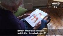 British author Judith Kerr dies aged 95