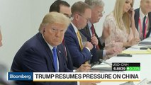 Trump Says He Could Impose More Tariffs on China