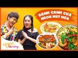 Ngon Khó Cưỡng | BÁNH CANH CUA ngon quéo lưỡi chấn động Sài Gòn | Tập 4 | Food Review