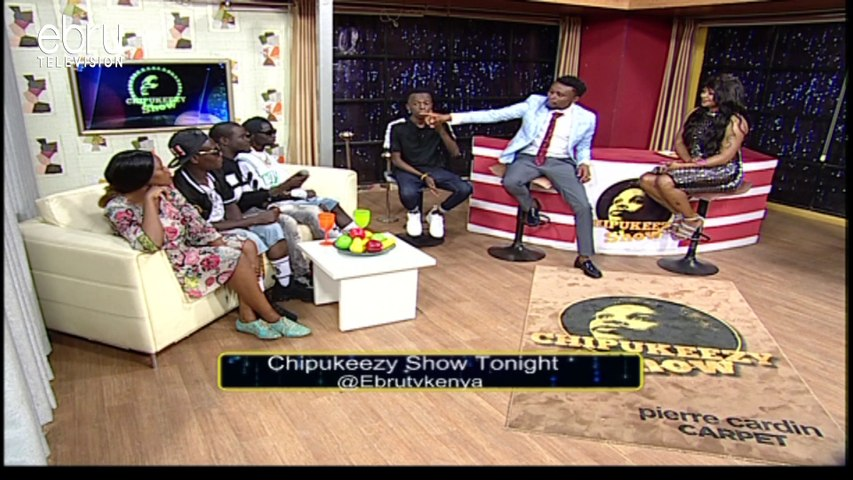 Mulamwah Admits Chipukeezy Show Made Him Famous