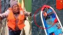 【魔の海域】アジアのバミューダトライアングルで11日間漂流した男性 - トモニュース