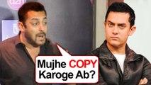 Aamir Khan COPIES Salman Khan, Laal Singh Chaddha STORY LEAKED