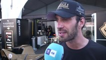 Formula E in New York City - Jean Eric Vergne - Reaction