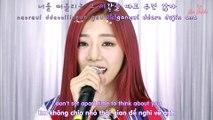 [VIETSUB l ENGSUB l KARA] Dreamcatcher (드림캐쳐) JiU (지유) - Thinking of You (널 생각해)