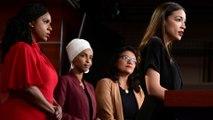 US House condemns Trump's racist attack on four congresswomen