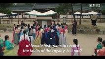 Rookie Historian Goo Hae-ryung   Official Trailer   Netflix [ENG SUB]