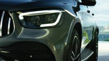 Mercedes-AMG GLC 43 4MATIC Coupé Teaser