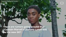 Rumors Say Lashana Lynch Will Be The New James Bond
