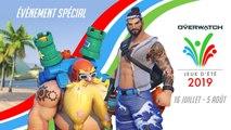 Overwatch - Les Jeux d'été 2019