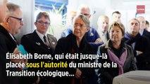Élisabeth Borne nommée ministre de la Transition écologique