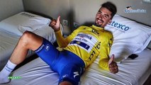"Tour de France 2019 - Julian Alaphilippe en jaune à Paris ? : ""Ah oui, on peut rêver... !"""