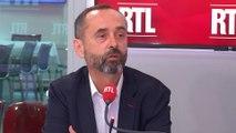 """Démission de Rugy : """"Ce pouvoir, ils sont cinglés"""", attaque Robert Ménard sur RTL"""