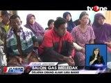 Ratusan Balon Gas Meledak, Delapan Orang Alami Luka Bakar