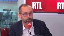 """Victoire de l'Algérie : Robert Ménard traite de """"crétins"""" les casseurs sur RTL"""