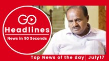 Top News Headlines of the Hour (17 July, 12:10 PM)
