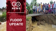 Flood Situation Worsens In Bihar