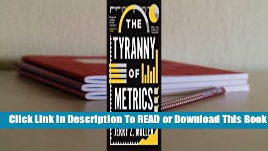 Online The Tyranny of Metrics  For Trial