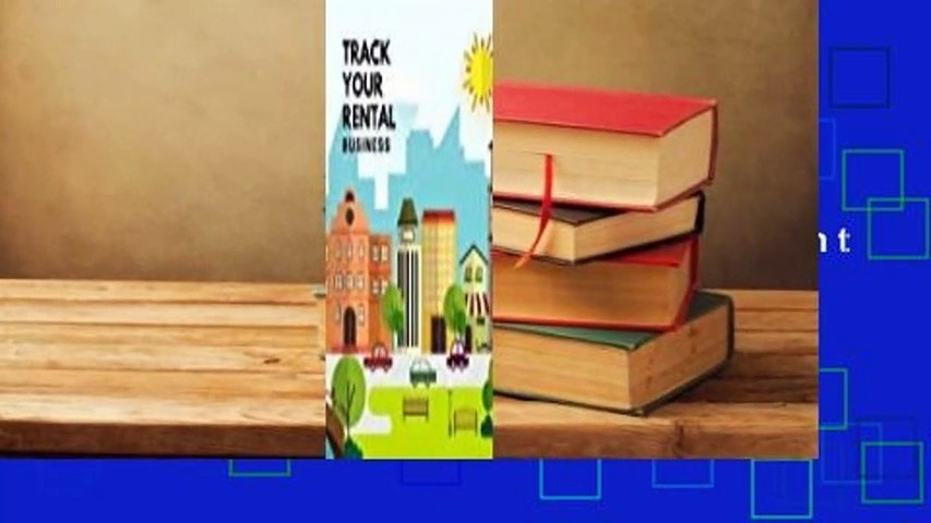Online Track Your Rental Business: The Ultimate Housing Property Management Notebook Planner. This