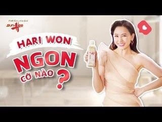 "SunHee | HARI WON ""NGON"" CỠ NÀO?"