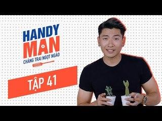 Chàng Trai Ngọt Ngào - Mùa 1 - Tập 41 - Làm phân bón cho cây từ vỏ trứng, bã cafe và vỏ chuối