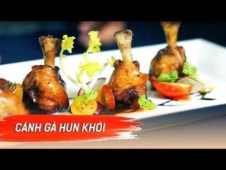 Đi Và Ăn Cùng Ben Vado   Cánh Gà Hun Khói Ngon Nhức Nhói