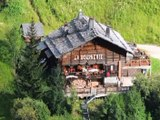Le restaurant et chambres d'hôtes La Bournerie au Grand-Bornand 74