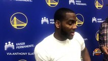 Alec Burks on why he chose the Warriors after the Paul George trade