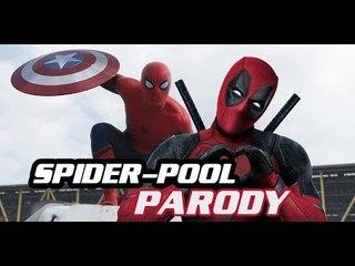 DEADPOOL 2  [ PARODY ] | Cưa đổ Spider Man theo cách riêng của DeadPool