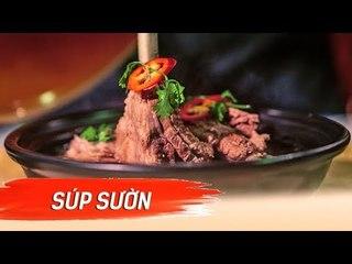 Đi Và Ăn Cùng Ben Vado | Cách nấu Súp Sườn Trà Bak Kut Teh