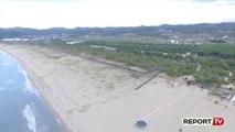 Report TV -Ekskluzive/ Vjedhja e pronave në Kune e Vain, bllokohen 33 pasuri në bregdet