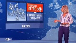 Pour quand est prévue l'arrivée de la 5G  en France et quels sont ses enjeux ?