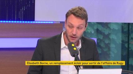 Adrien Quatennens - Franceinfo mercredi 17 juillet 2019