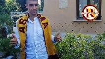 Villa Stuart, l'arrivo di Gianluca Mancini (17/07/2019)