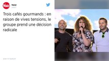 Pourquoi le groupe Trois Cafés Gourmands a flouté le clip de son tube « À nos souvenirs »