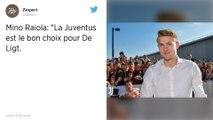 Mercato : Matthijs de Ligt est arrivé à Turin pour s'engager avec la Juventus