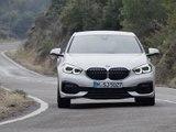 Essai BMW Serie 1 (2019)