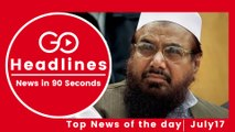 Top News Headlines of the Hour (17 July, 3:00 PM)