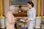 Les stars décorées par la Reine d'Angleterre
