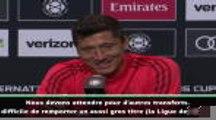 "Bayern - Lewandowski : ""Nous avons besoin de grandes recrues"""
