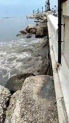 Bari: sversamenti condotta Matteotti 10 luglio 2019