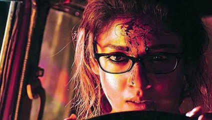 Nayanthara Dora Certified With A Certificate