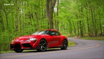 Toyota Supra 2020 - Beautiful Sports Car!