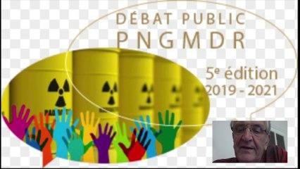 Nucléaire & santé - intervention de Michel GUERITTE - Réunion Débat public PNGMDR - TOURS - 9 juillet 2019